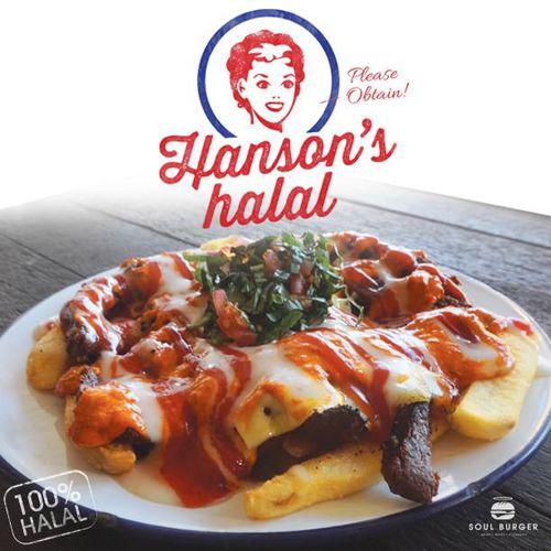 Hanson's Halal Snack Pack
