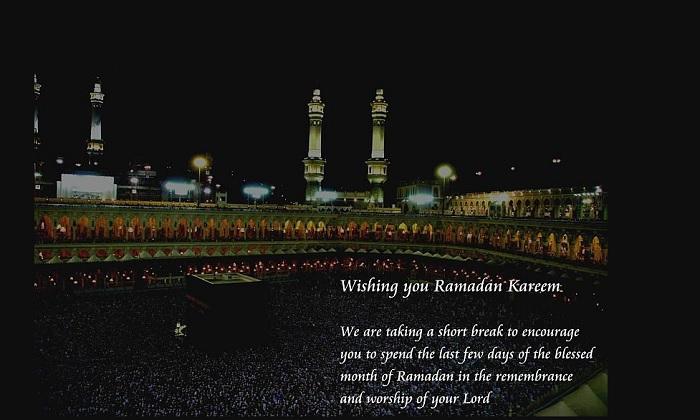 Message left on MuslimMatch