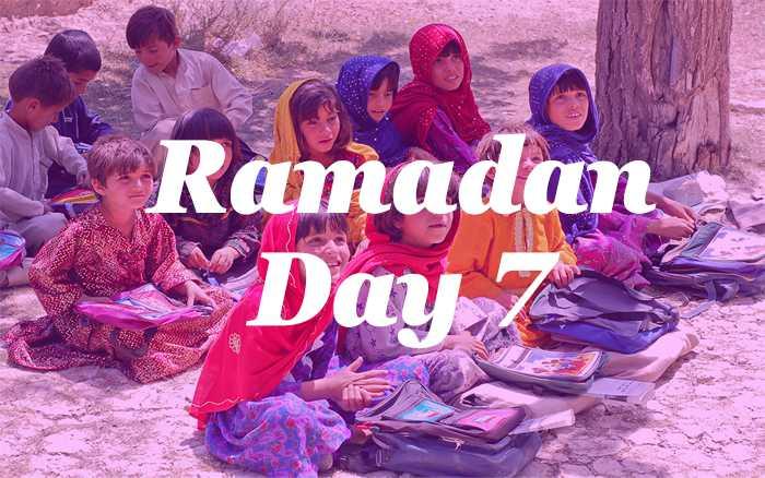 Ramadan day 7