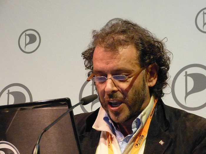 Francesco Barbato in 2012
