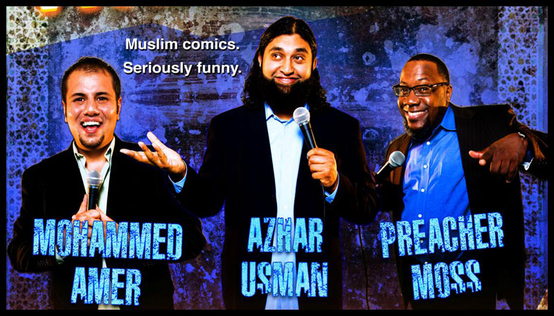 Allah Made Me Funny, Allah Made Me Funny/Facebook