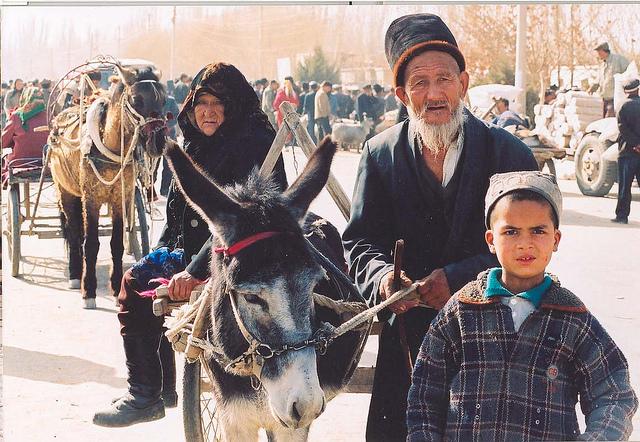 Chinese Uyghurs, Todenhoff