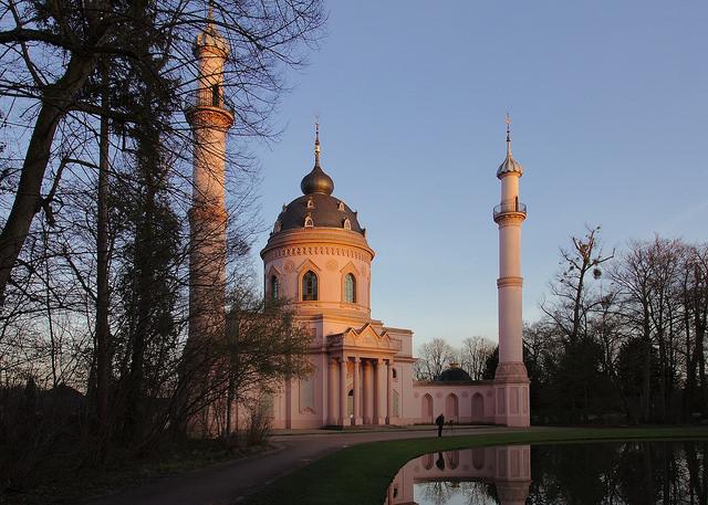 Schwetzingen Masjid, stanze/CCBY