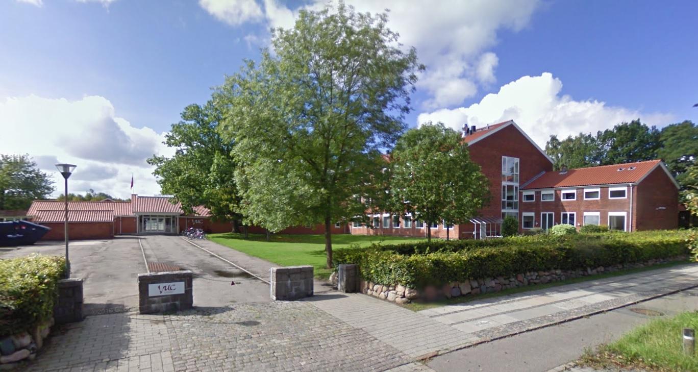 VUC Lyngby School, Google Street View