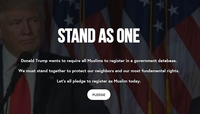 Register As A Muslim