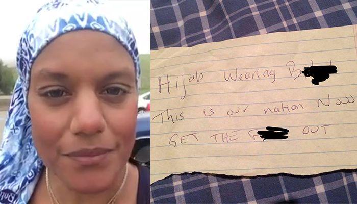 Lupus hate crime non muslim