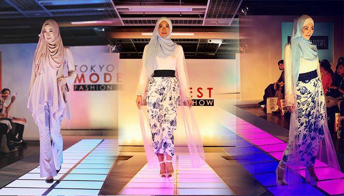 Tokyo Mdest Fashion Week