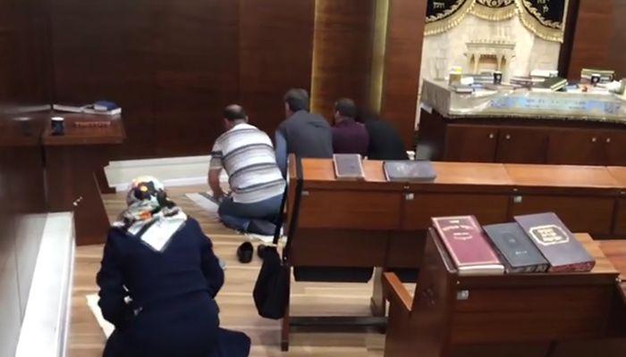 Ben Gurion International Airport prayer