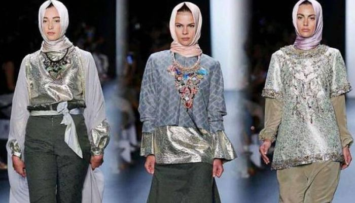 New York Fashion Week Hijab