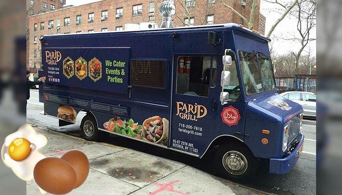 Farid Grill Halal Truck