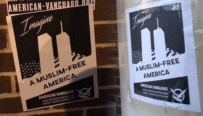 Anti Muslim Posters