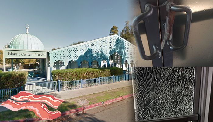 Islamic Center of Davis Bacon