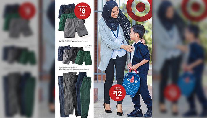 Back To School Target Australia Hijab