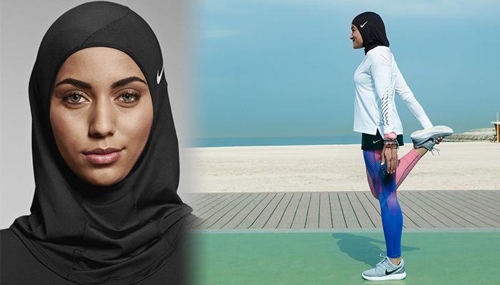 Nike Pro-Hijab