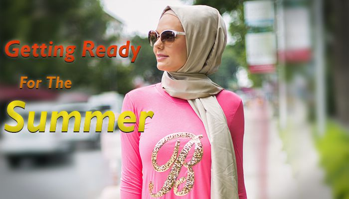 Modest Fashion: Getting Ready For Summer